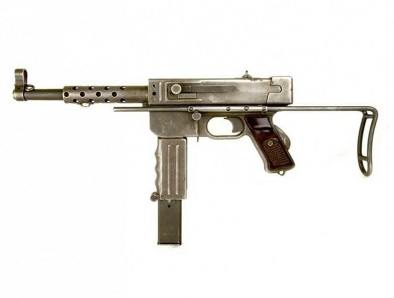 Presek automata MAT-48