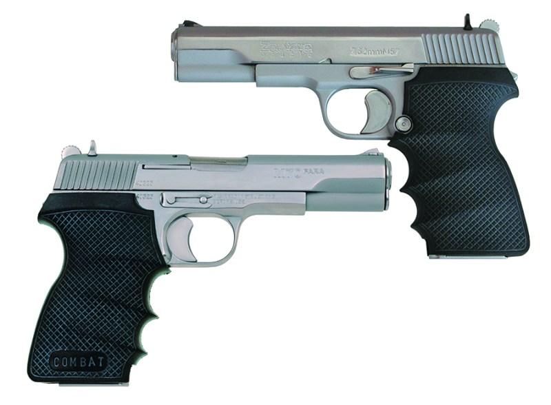 Komercijalni pištolj 7,62 mm M-57 Kombat i 9 mm M-70 Kombat