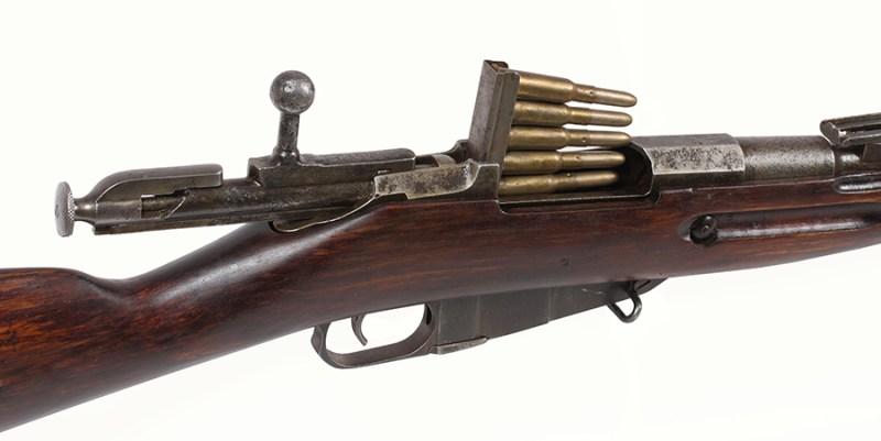 Punjenje puške iz okvira