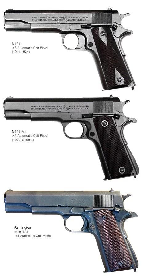 Prvi američki izbor - Colt M1911