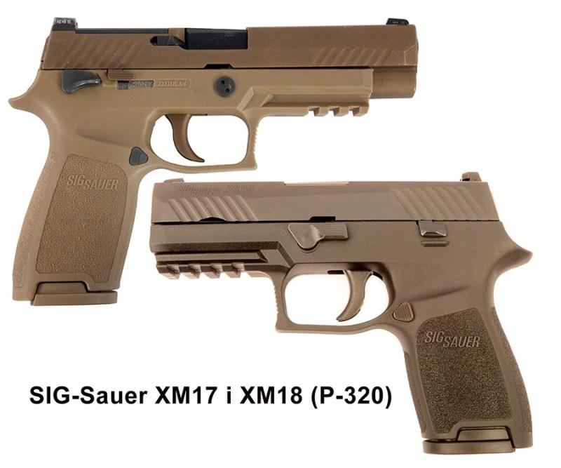 MHS - SIG Sauer P320 XM17-XM-18