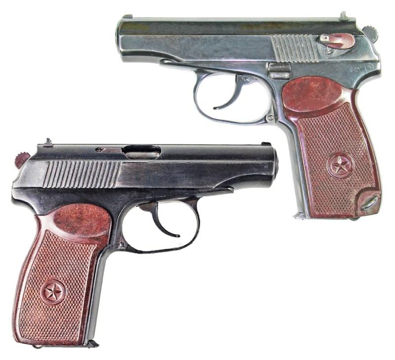 Sovjetski pištolj PM Makarov