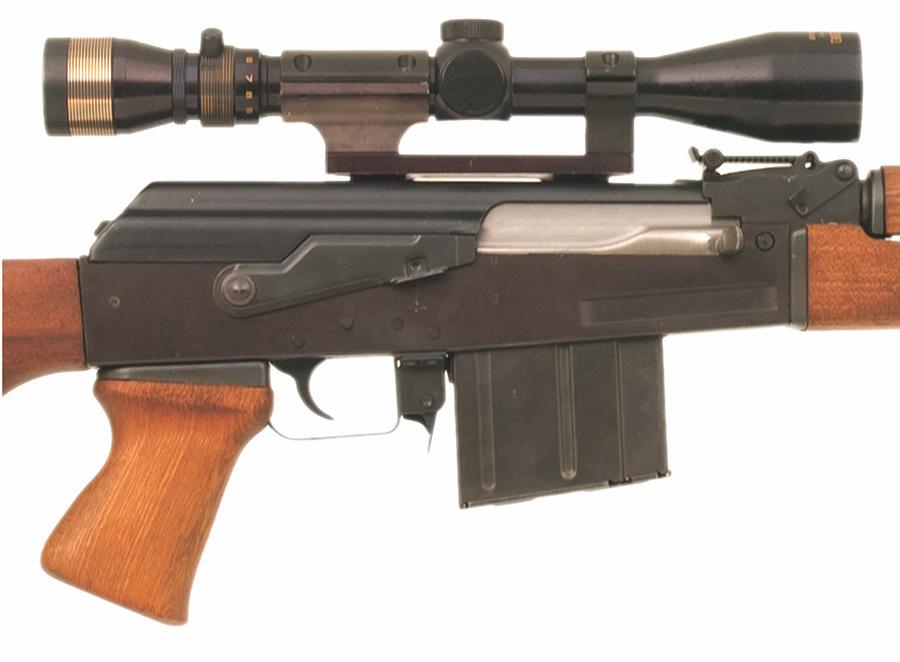 Detalj sanduka puske 7-9mm M76
