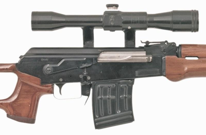 Detalj sanduka puske M91