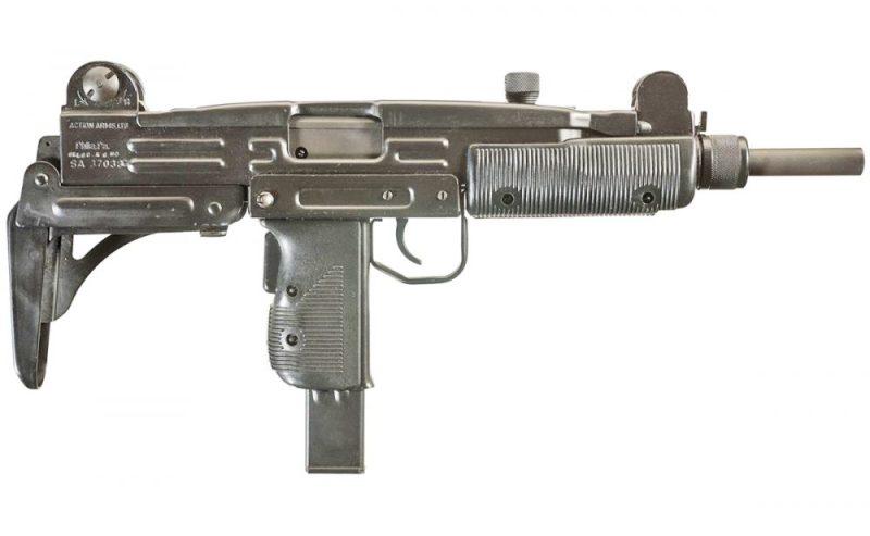 Originalni 9mm UZI