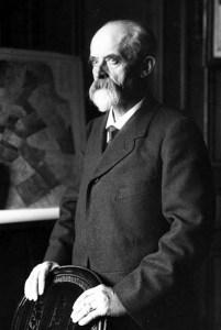 Luj Lepin - prefekt pariske policije 1912