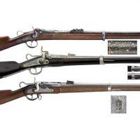 Jednometne puške 14,8 mm Peabody M1870
