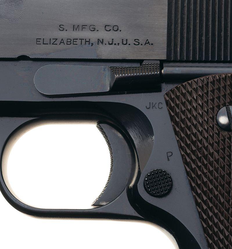 Singer Colt M1911A