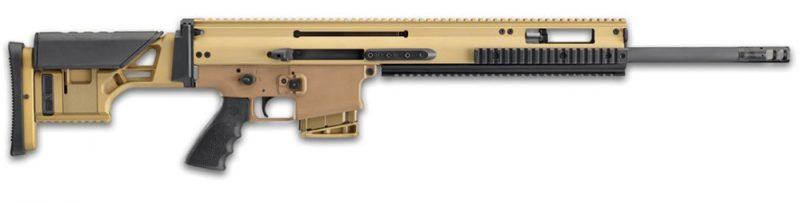 The FN SCAR 20