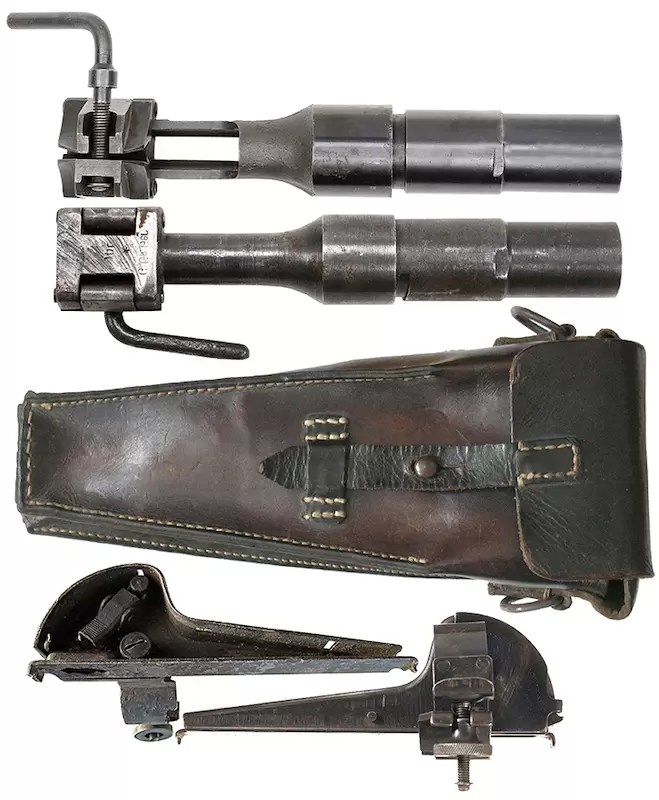 Gewehrgranatgerät 42 - nemački tromblonski dodatak za puške 7.9 mm sistema Mauzer Gew.98 i K98k