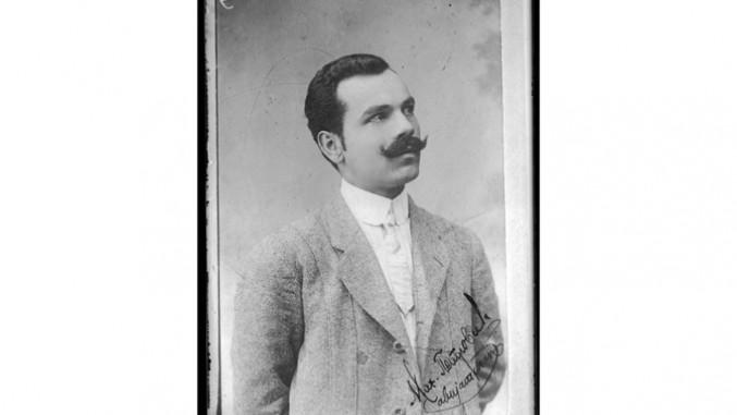 Mihailo Petrović (1884–1913) (Foto Dokumentacija Politike)