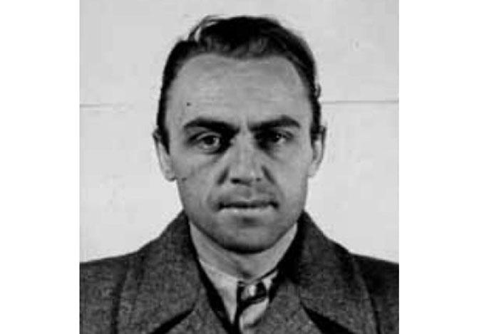 Alfred Naujocks drugi svetski rat