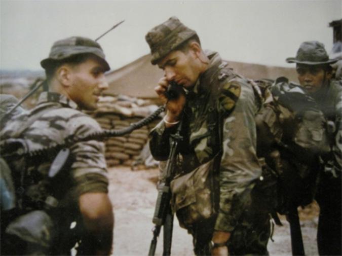 Rendžeri u Vijetnamu, 12. februar 1968