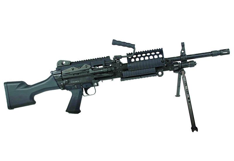 LWMG 5.56mm FN Mk 48