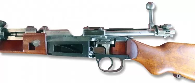 Sistem Gewehr 98