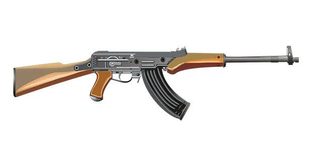 TKB-517. 25 Neobicnih Primeraka Obicnog Oružja