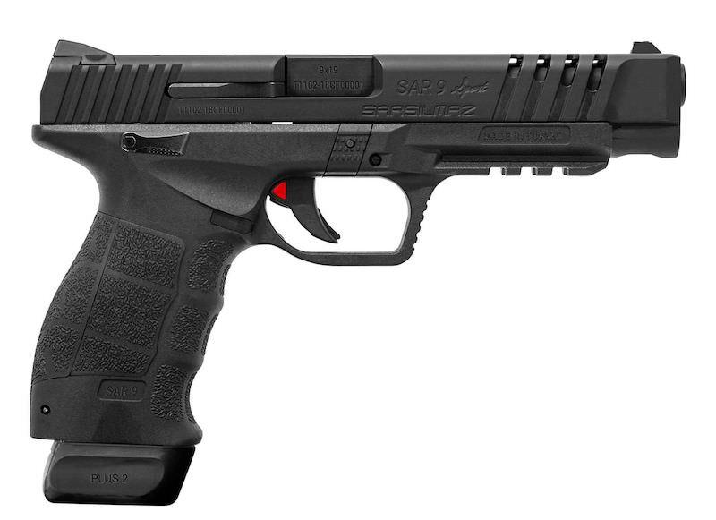 SAR USA SAR9 Sport Najbolji novi pištolji u 2021