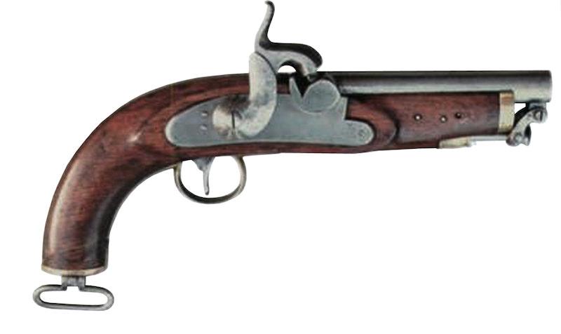 Justov mornaricki pistolj M1859