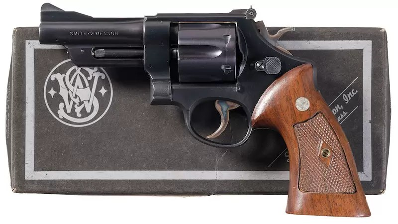 Smith & Wesson Highway Patrolman Pre-Model 28