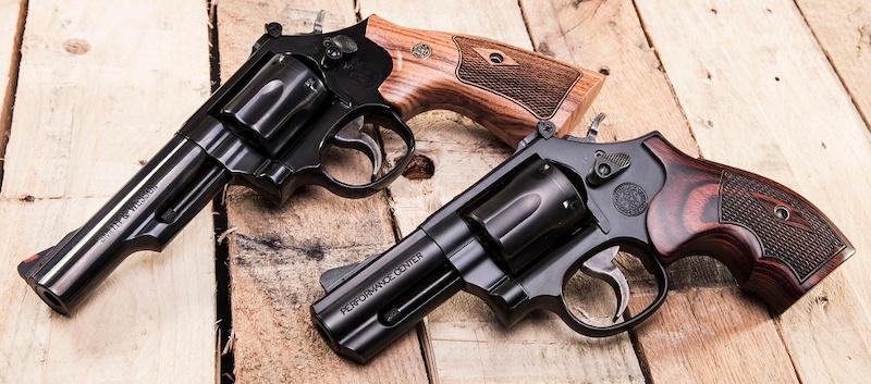 Smith & Wesson Model 19 .357 Magnum i .38 Special+P