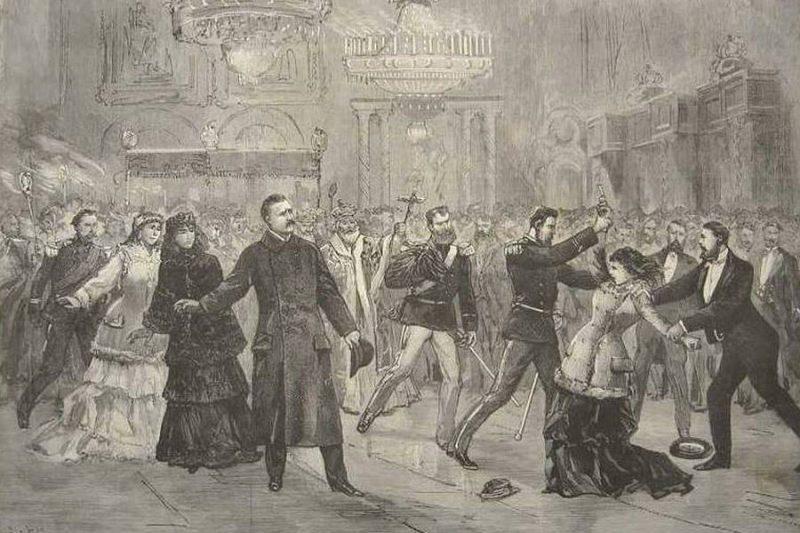 11. oktobar 1882. – Ilkin atentat: Jelena-Ilka Marković pokušala da ubije srpskog kralja Milana Obrenovića