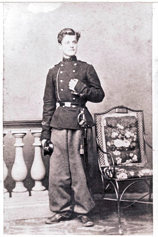 Pitomac Artiljerijske škole 1850 – 1860