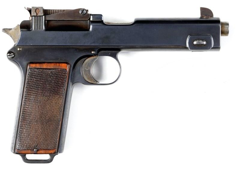 Mornaricki Steyr M1912
