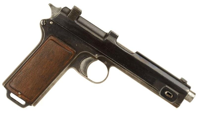 Steyr M12 - 1