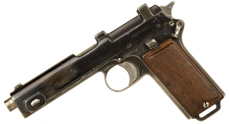Steyr M12 - 2