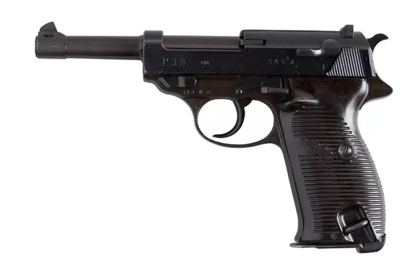 9 mm Walther P-38