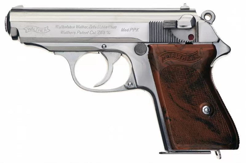 7,65 mm Walther PPK