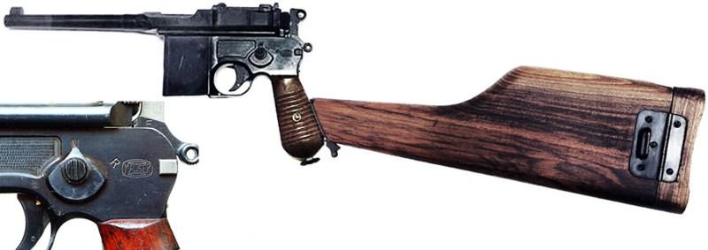 7,63 mm Mauser Schnellfeuer sistem Westinger.