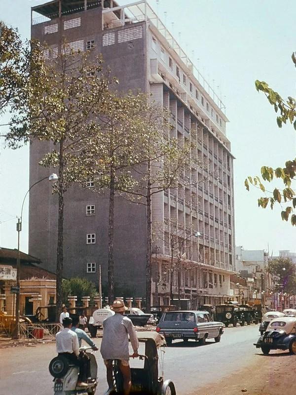 Oficirski hotel Victoria u Sajgonu
