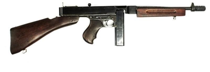 Automat .45 Thompson M1928A1