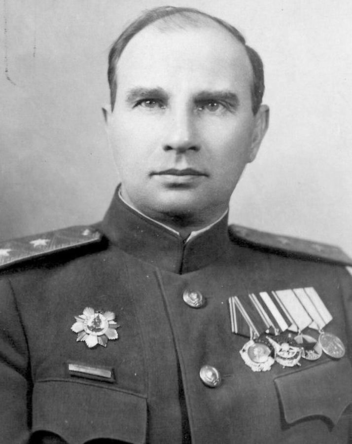 Nikolaj Vasiljević Kornjejev