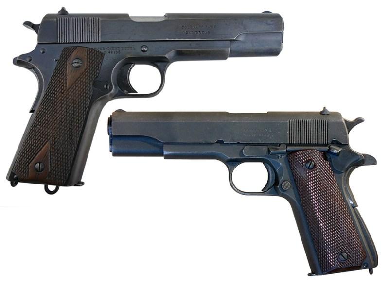 20. Pištolj .45 Colt M1911 i M1911A1