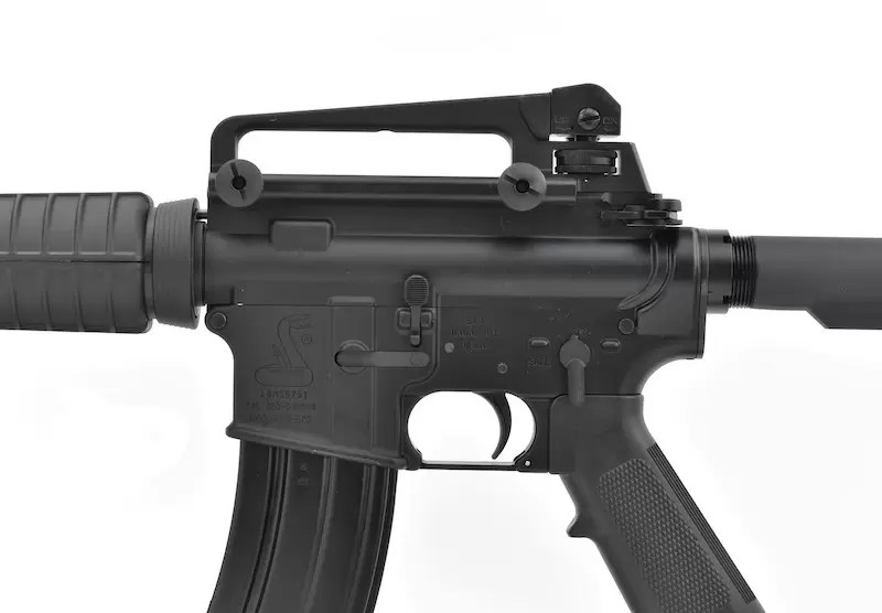 Logo proizvodjaca na oruzju Bushmaster
