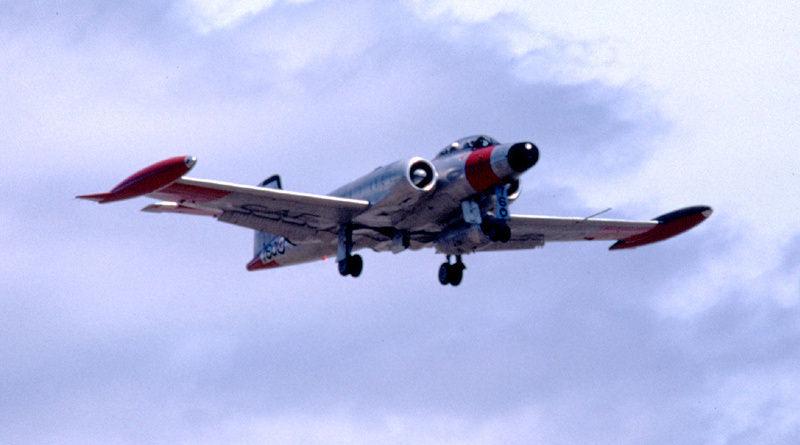 CF-100 Mk 4B Canuck