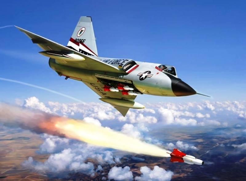 F-106A Derta Dart