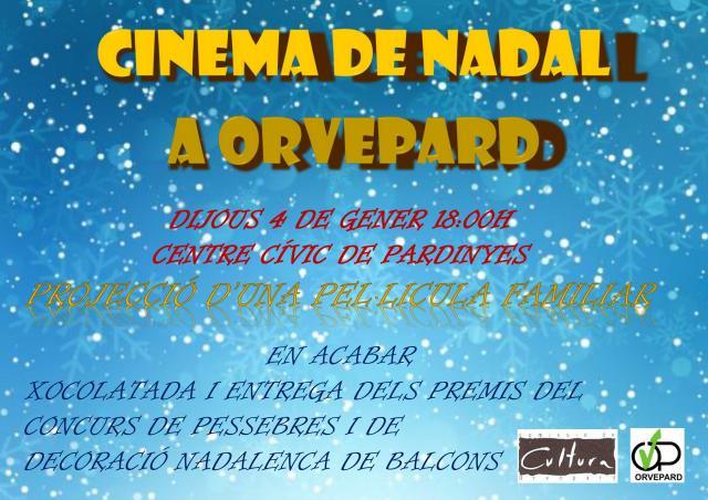 Cinema de Nadal 🗓 🗺
