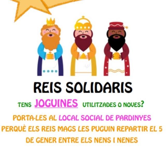 REIS SOLIDARIS