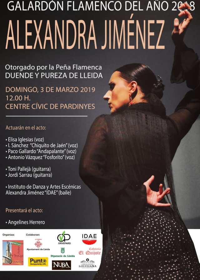 Galardón Flamenco 2018