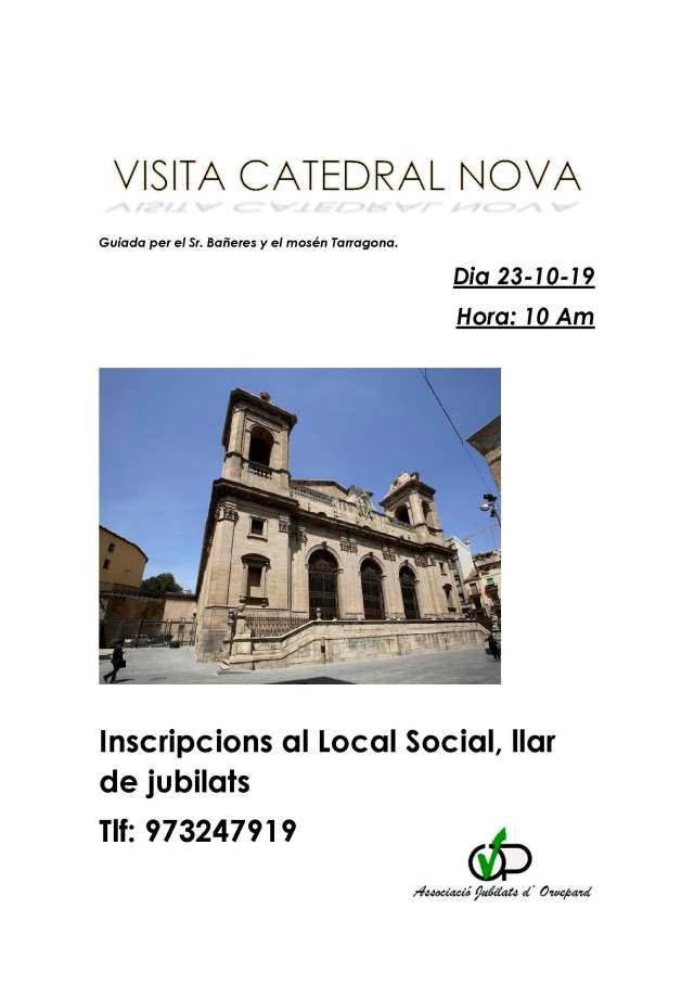 """Visita Catedral Nova <span class=""""dashicons dashicons-calendar"""" data-recalc-dims=""""1""""></span>"""