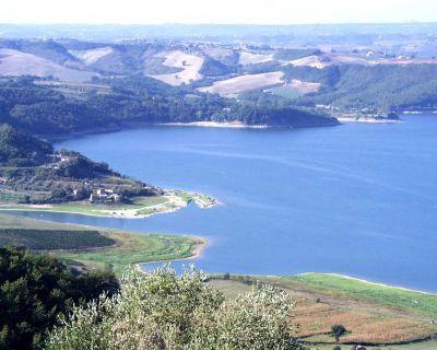 Cadavere nel lago di Corbara, potrebbe essere quello di un'ottantenne scomparsa a dicembre da Bastia Umbra