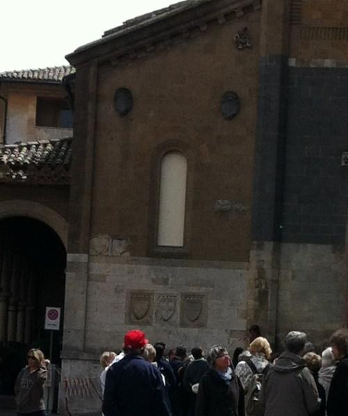Finestra rotta alla Chiesa di Sant'Andrea, il danno è di 14mila euro
