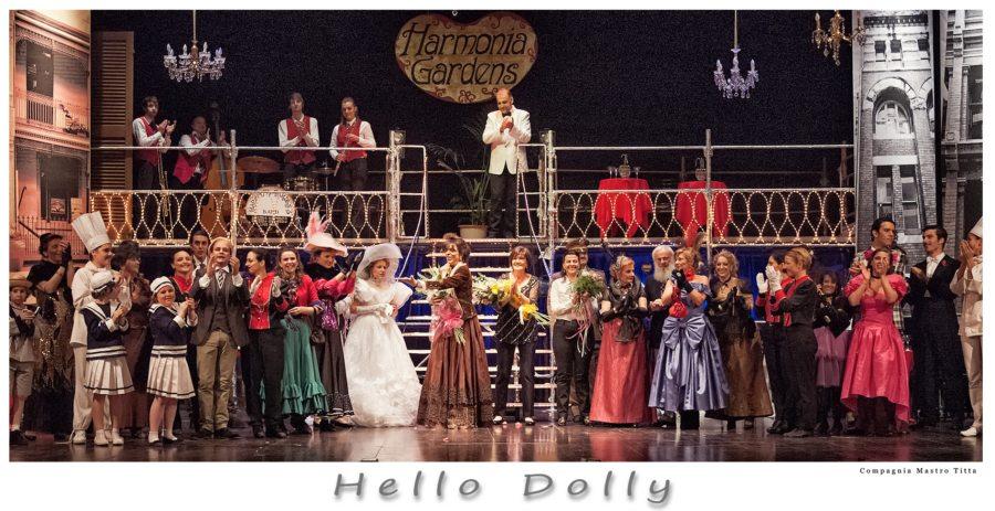 Teatro Mancinelli Hello Dolly