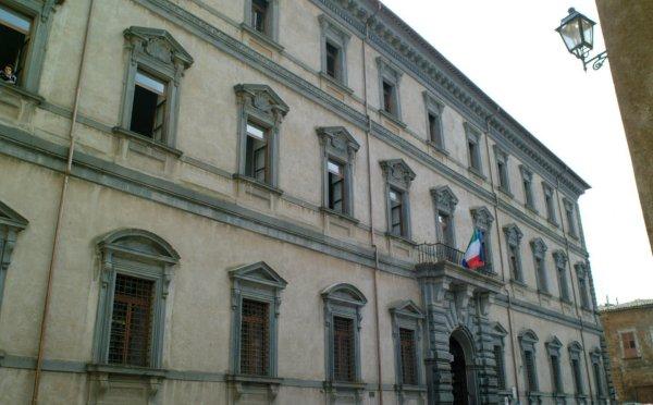 Palazzo Clementini sede storica del Liceo Classico di Orvieto. Tra passato, presente e futuro