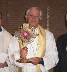 Il vescovo Tuzia martedì24 aBolsena perla Festa di Santa Cristina