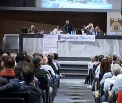 Consiglio Comunale aperto sulla soppressione del Tribunale di Orvieto