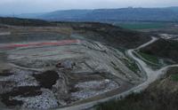 Rogo discarica Casale Bussi, in arrivo rifiuti nell'impianto di trattamento de Le Crete